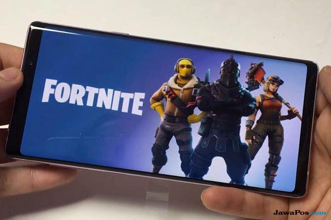 fornite, game paling untung, pendapatan industri game