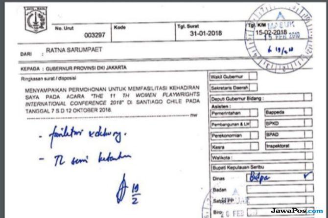 Fasilitasi Ratna Sarumpaet, Anies: Ini Proses Biasa, Normal