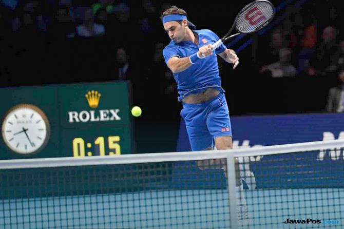 Tenis, Final ATP 2018, Roger Federer