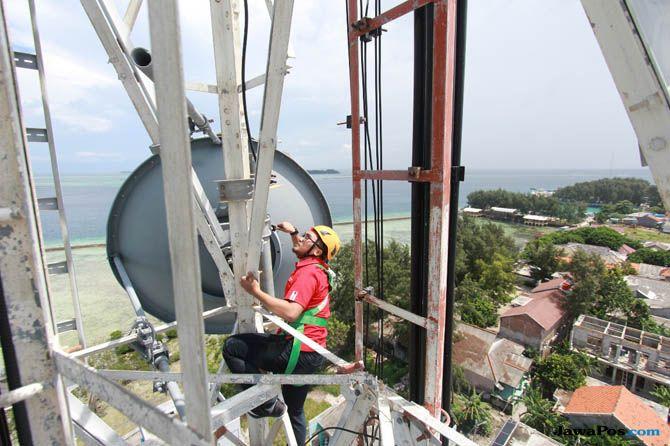 Telkomsel Sumatera Putus, Fiber Optik Telkomsel Putus, Telkomsel Gangguan