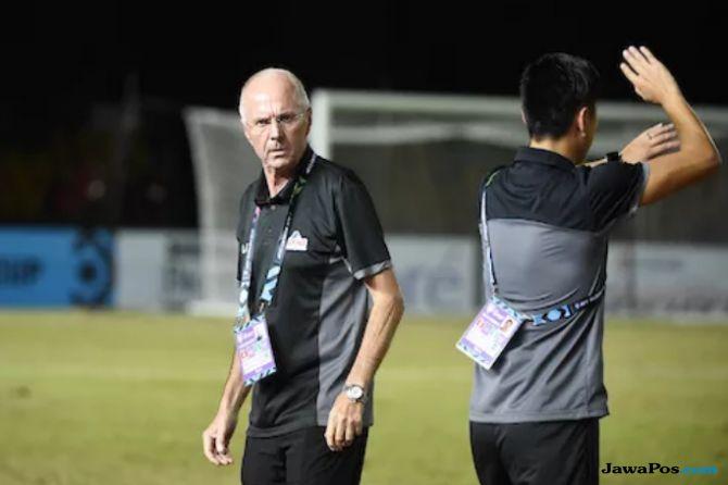 Piala AFF 2018, Timnas Filipina, Sven Goran Eriksson, Filipina