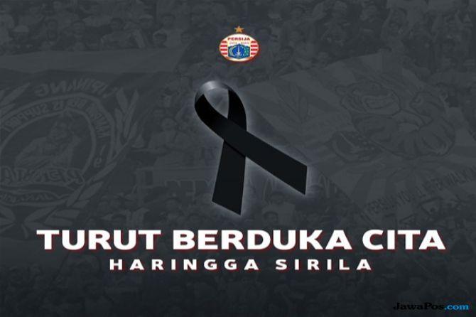 Persija Jakarta, PSSI, Haringga Sirla, Jakmania Meninggal di GBLA,