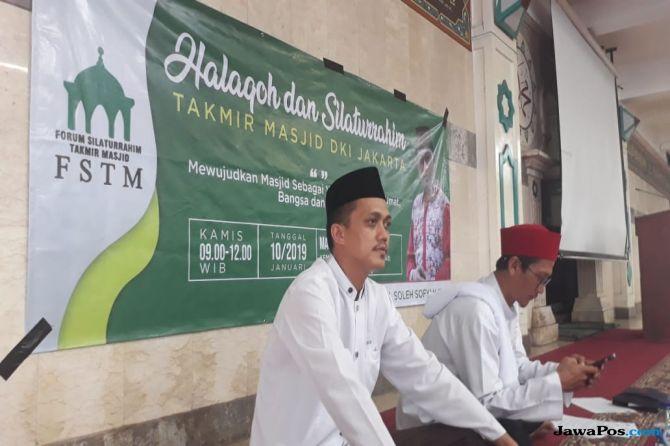 Forum Takmir Tolak Politisasi dan Radikalisme di Masjid