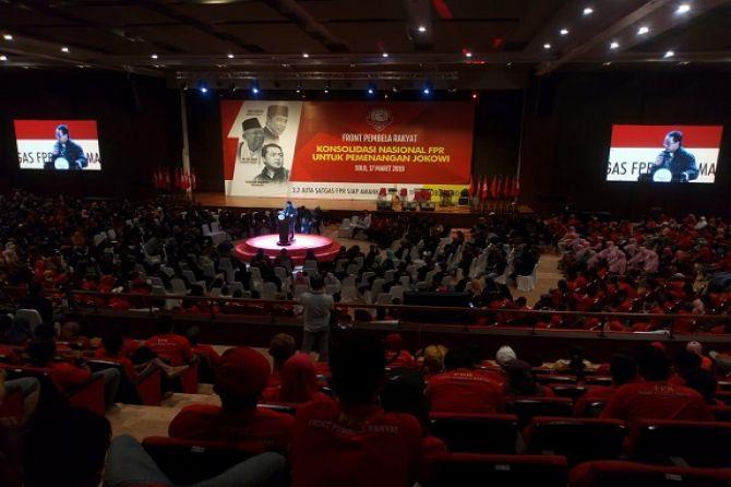 FPR Siapkan 900 Relawan untuk Awasi TPS