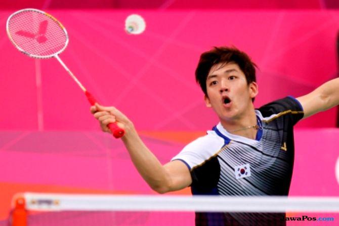 Spain Masters 2018, Lee Yong Dae, Kim Gi Jung, Korea Selatan, bulu tangkis