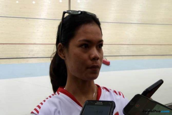 Asian Track Championship 2019, balap sepeda, Indonesia, UCI, Ayustina Della Priyatna
