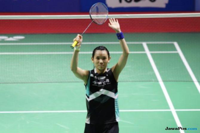 Kejuaraan Dunia 2018, Tai Tzu Ying