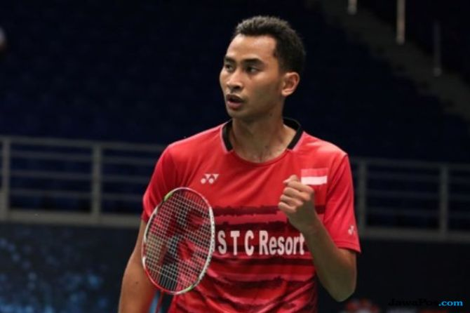 Tommy Sugiarto, BWF World Tour Finals, Korea Terbuka