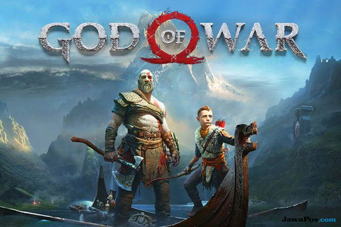 Game of The Year 2018, Game Terbaik 2018, God of War