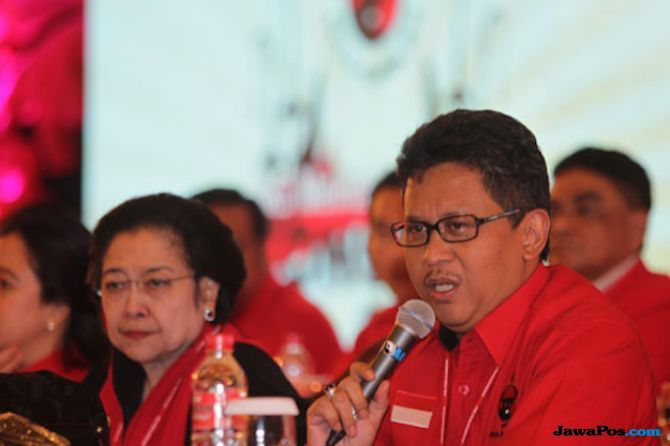 Hasto dan Megawati