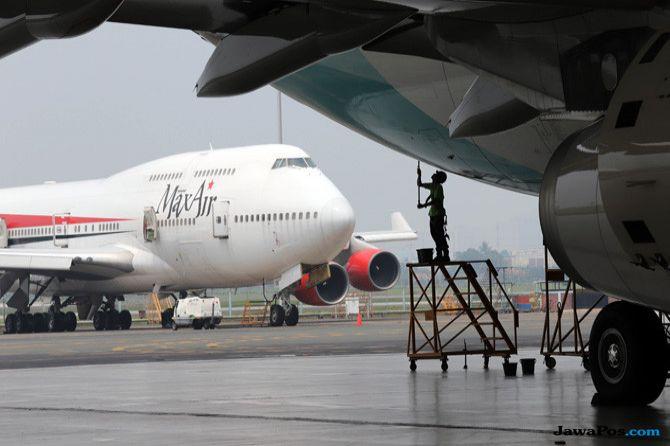 Garuda Indonesia Batalkan 38 Penerbangan Dari dan Menuju Bali