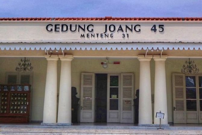 Gedung Menteng 31, Saksi Bisu Perjalanan Pemuda Indonesia