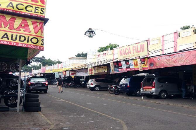 Geliat Pasar Aksesoris Mobil di Sentra Otomotif BSD Autoparts
