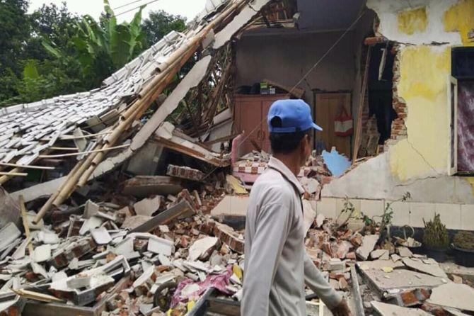 Gempa Lombok Timur