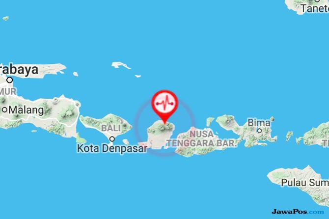 Gempa 7 Skala Richter di Lombok Utara, Goncangan Sampai Kota Malang