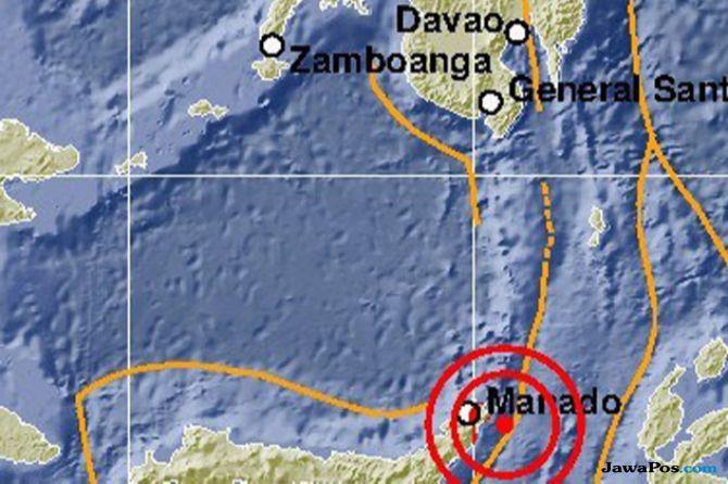 Gempa Manado