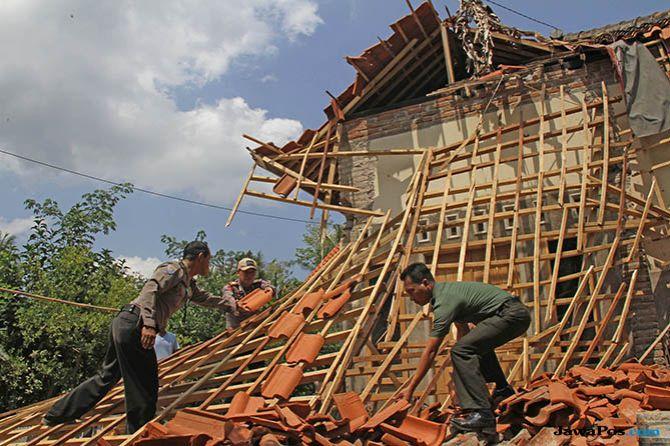 Gempa Situbondo Diduga Akibat Aktivitas Terusan Sesar Kendeng