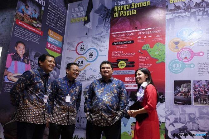 Genjot Ekspor Intruksi Pemerintah, Semen Indonesia Pakai Jurus Inovasi