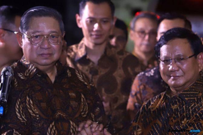 Gerindra Mulai Lirik Tokoh Milenial untuk Dampingi Prabowo