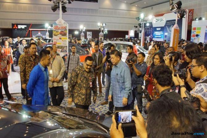Giliran Kota Pahlawan, GIIAS Surabaya Auto Show 2018 Dibuka Hari Ini