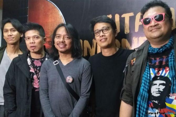 Gitaris Indonesia Gelar Konser Amal Kumpulkan Hingga Rp 2,5 Miliar