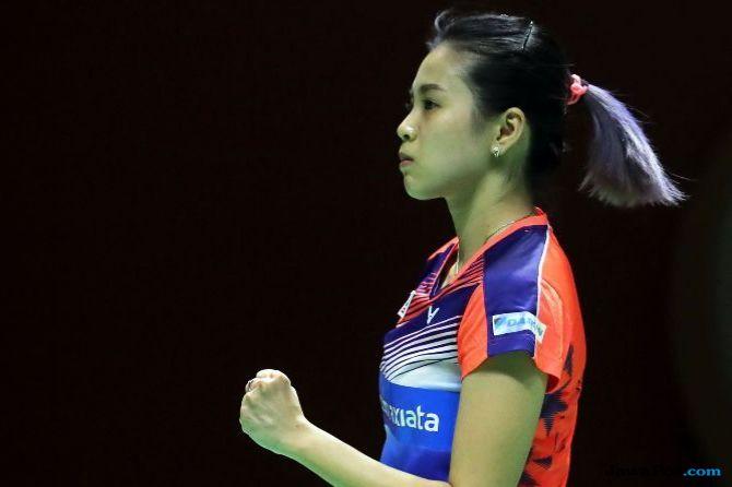 Asian Games 2018, Chan Peng Soon/Goh Liu Ying, bulu tangkis, Malaysia