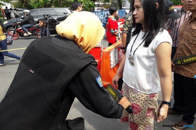 GPPS Arjuno Surabaya Kurangi Jadwal Ibadah