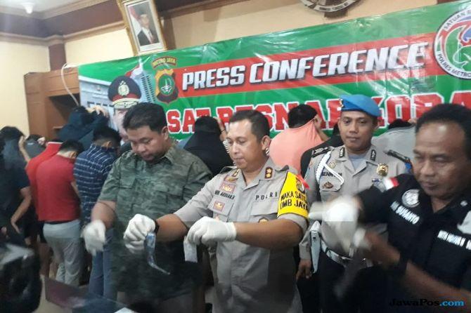 Grebek Kampung Ambon, Polisi Malah Diteriakin Maling