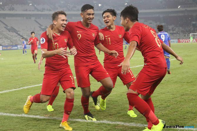 Piala Asia U-19 2018, Indonesia U-19, Timnas U-19 Indonesia, Timnas u-19 Taiwan