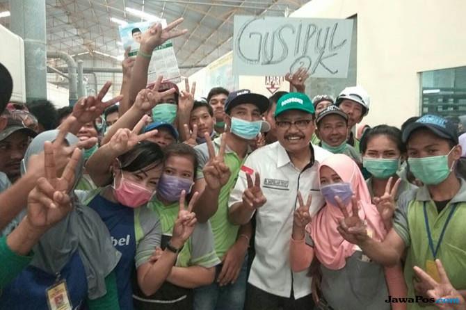 Gus Ipul Berkomitmen Dorong Industri Mebel Jatim