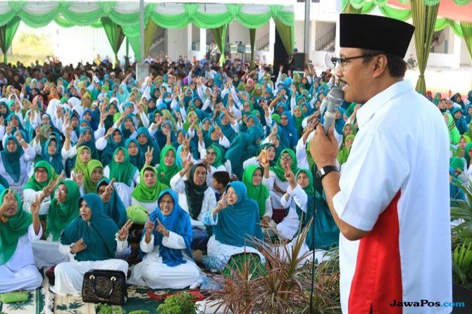 Gus Ipul Promosikan Lantunan Selawat Puti Featuring Wali