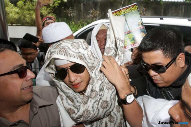 Habib Bahar Tersangka, TKN: Bukan Kriminalisasi Ulama, Salah ya Salah