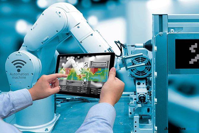Hadapi Tantangan Revolusi Industri 4.0 Dengan Pengembangan SDM