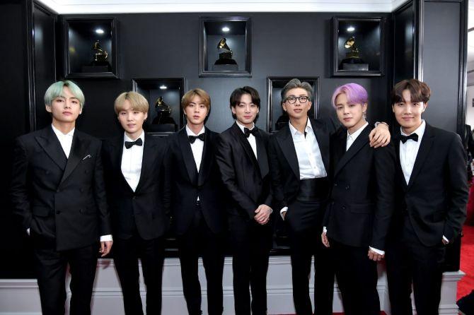 Grammy 2019 Bts: Hadir Di Grammy Awards 2019, BTS: Dreams Come True