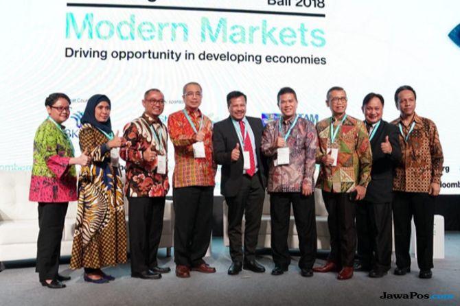 Hadiri Pertemuan IMF di Bali, BP Batam Berharap Tingkatkan Investasi