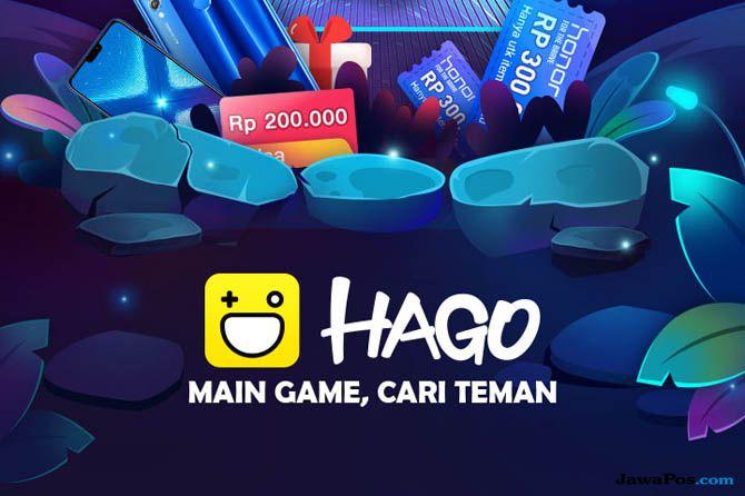 Catch Hago Monster, game hago AR, game teknologi AR