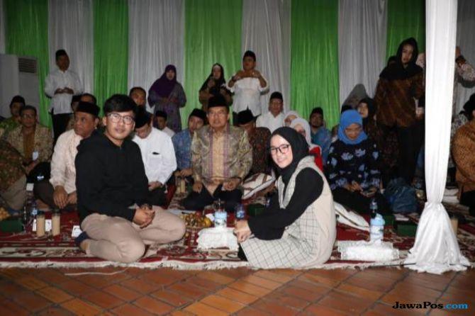 Halalbihalal DMI, JK Ingin Indonesia Punya Banyak Chairul Tanjung