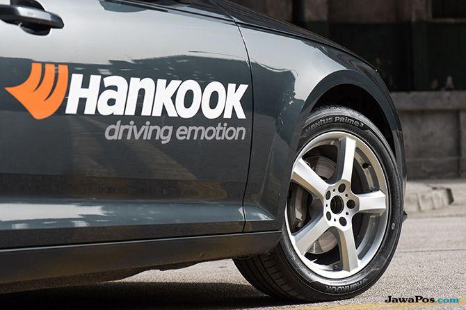 Hankook Suguhkan Ban Mobil Sport Awal Tahun 2019