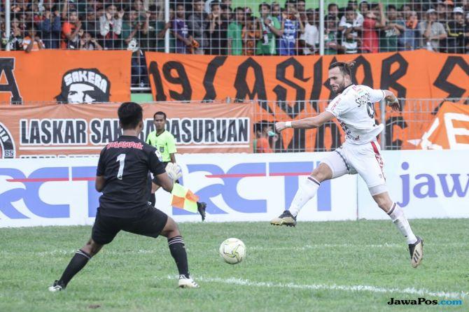 Piala Indonesia 2018, Bali United, Persekabpas Pasuruan, Fadil Sausu, Ilija Spasojevic