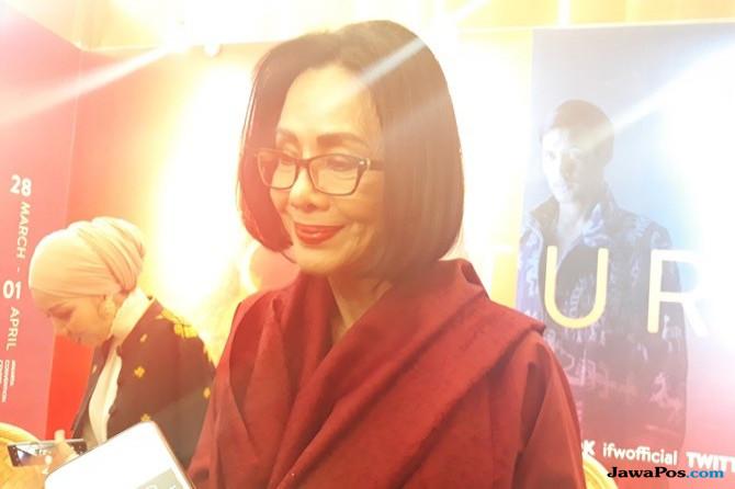 Harapan Tulus Poppy Dharsono dari Ajang Indonesia Fashion Week