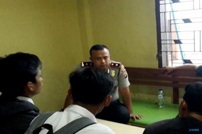 Hardiknas di Kota Medan Diwarnai Tawuran Pelajar SMA