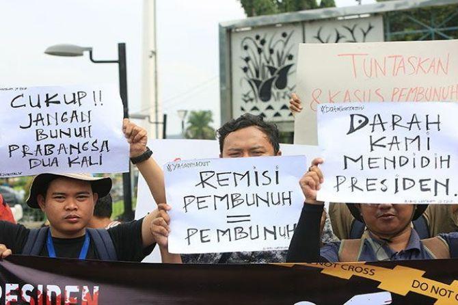 Demo Tolak Remisi