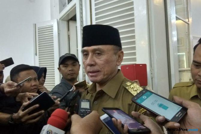 Hari Terakhir, Iwan Bule Terharu Tinggalkan Gedung Sate Bandung