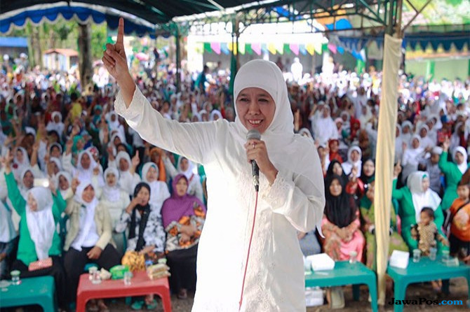 Harlah PMII ke-58, Khofifah: Be Yourself And do The Best