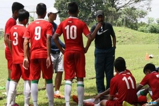 Hasil Seleksi Timnas U-16 Diumumkan 30 Maret