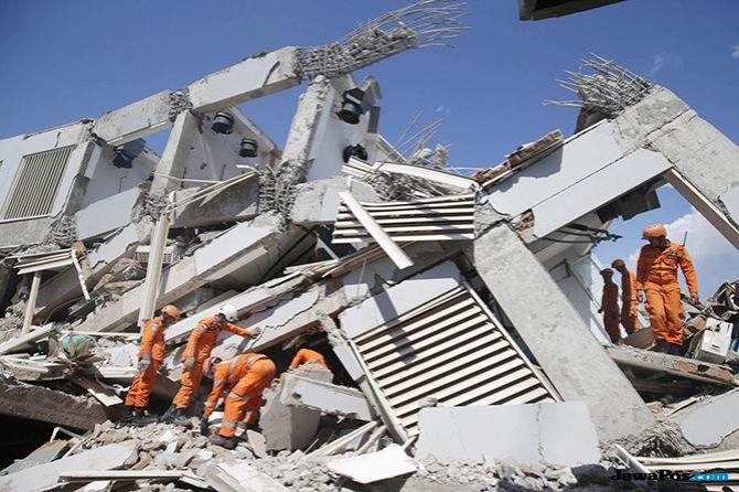 Hasil Survei BMKG: Tinggi Tsunami Palu dan Donggala Capai 11,3 Meter