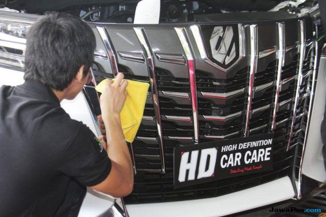 HD Car Care Buka Otlet Baru, Lindungi Cat Mobil Konsumen
