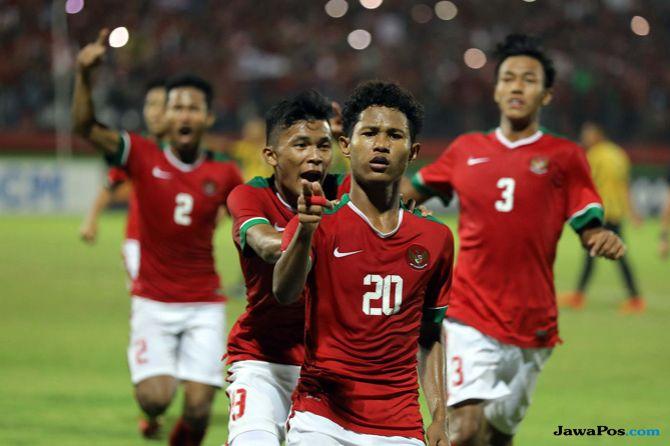 Piala AFF U-16 2018, Timnas U-16, Timnas U-16 Indonesia, Timnas U-16 Thailand,