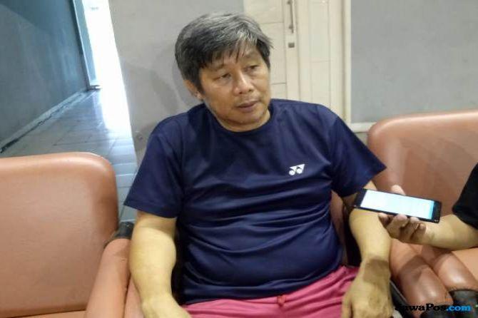 Herry Iman Pierngadi, The Daddies, Pelatnas PBSI, Bulu Tangkis
