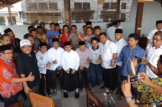Hikmah: Banyak Dialog Konstruktif dengan Anas Selama di Banyuwangi